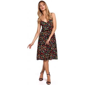 Abbigliamento Donna Vestiti Moe M518 Abito con spalline - modello 6