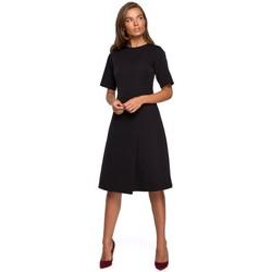 Abbigliamento Donna Abiti corti Style S240 Abito a portafoglio - rosso