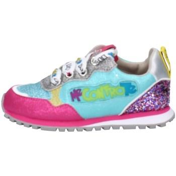 Scarpe Bambina Sneakers basse Liu Jo - Me Contro Te 4F0831EX100S FUCSIA