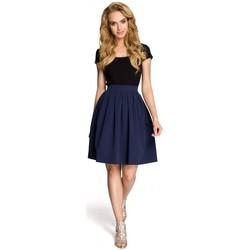 Abbigliamento Donna Gonne Moe M237 Gonna - blu navy