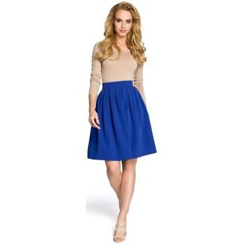 Abbigliamento Donna Gonne Moe M237 Gonna - blu reale