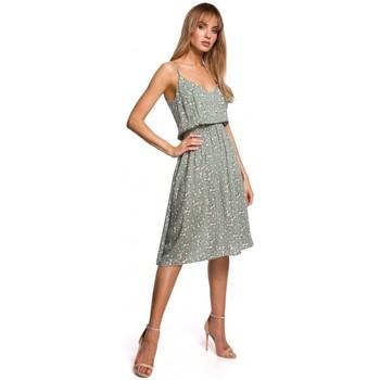 Abbigliamento Donna Abiti corti Moe M518 Abito con spalline - modello 7