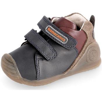 Scarpe Unisex bambino Sneakers basse Biomecanics 191155 Blu