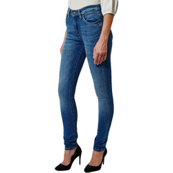 Abbigliamento Donna Jeans slim Kaporal Jena Blu