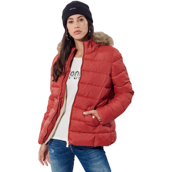 Abbigliamento Donna Piumini Kaporal Labby Rosso