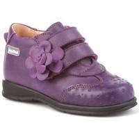 Scarpe Bambina Stivaletti Cbp - Conbuenpie  Violet