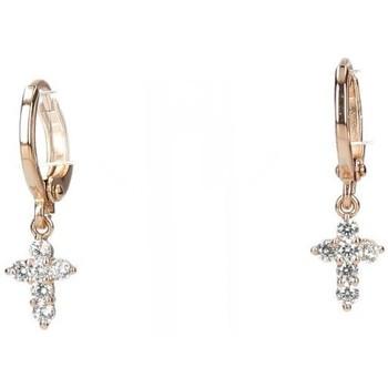 Orologi & Gioielli Donna Orecchini Luna Collection 54125 oro
