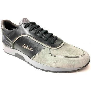 Scarpe Uomo Sneakers basse Alv By Alviero Martini ATRMPN-23815 Nero