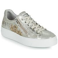 Scarpe Donna Sneakers basse NeroGiardini EDDY Oro