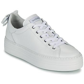 Scarpe Donna Sneakers basse NeroGiardini FILLA Bianco