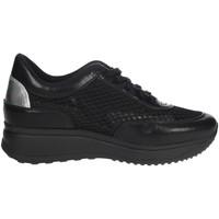 Scarpe Donna Sneakers alte Agile By Ruco Line 1304-20 NERO