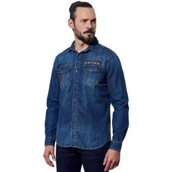Abbigliamento Uomo Giacche in jeans Kaporal Ikot Blu