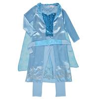 Abbigliamento Bambina Travestimento Fun Costumes COSTUME ENFANT PRINCESSE DES NEIGES Multicolore