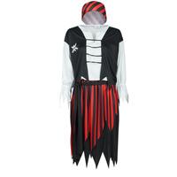 Abbigliamento Donna Travestimento Fun Costumes COSTUME ADULTE PIRATE SUZY Multicolore
