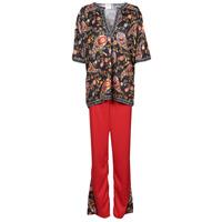 Abbigliamento Donna Travestimento Fun Costumes COSTUME ADULTE FLOWER BEETLE Multicolore