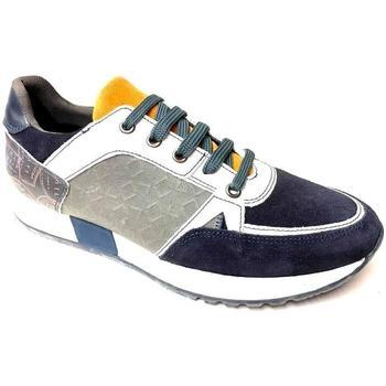 Scarpe Uomo Sneakers basse Alv By Alviero Martini ATRMPN-23828 Blu