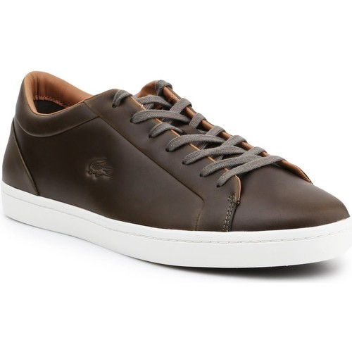 Scarpe Uomo Sneakers basse Lacoste Straightset 316 3 CAM 7-32CAM00971X5 brown