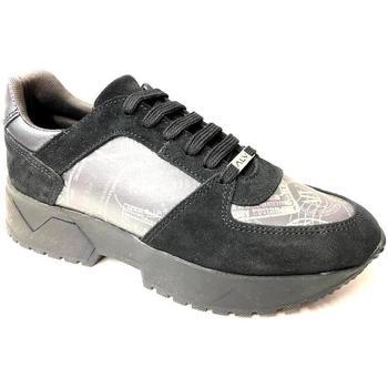 Scarpe Donna Sneakers basse Alv By Alviero Martini ATRMPN-23839 Nero