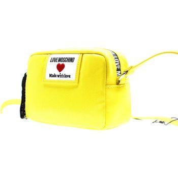 Borse Donna Borse a spalla Love Moschino GIALLO HANDBAG Multicolore
