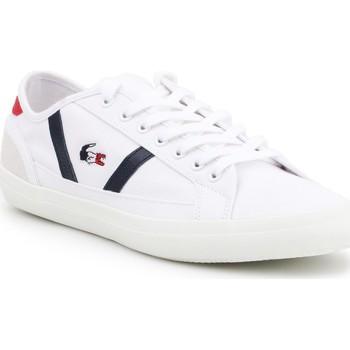 Scarpe Uomo Sneakers basse Lacoste Sideline 219 1 COU CMA 7-37CMA0029407 white