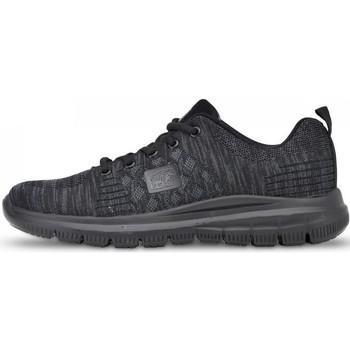 Scarpe Uomo Sneakers basse Calzamedi SCARPE SAGUYS 21014 SPORT BASSO NERO