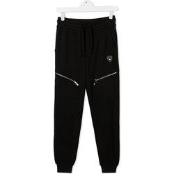 Abbigliamento Bambino Pantaloni da tuta John Richmond PANTS XYLLIS BOYS RBA20254PA BLACK Nero