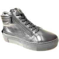 Scarpe Donna Sneakers alte Alv By Alviero Martini ATRMPN-23864 Nero