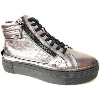 Scarpe Donna Sneakers alte Alv By Alviero Martini ATRMPN-23865 Grigio