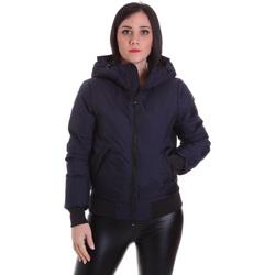 Abbigliamento Donna Giacche Refrigiwear RW8W13600NY3209 Blu