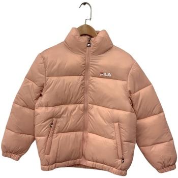 Abbigliamento Unisex bambino Piumini Fila 688419 Rosa