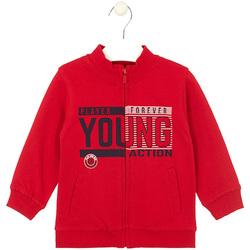 Abbigliamento Unisex bambino Felpe Losan 025-6651AL Rosso