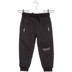 Abbigliamento Unisex bambino Pantaloni Losan 025-6021AL Nero