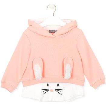 Abbigliamento Unisex bambino Felpe Losan 026-6024AL Rosa