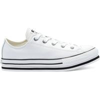 Scarpe Unisex bambino Sneakers basse Converse 669709C Bianco