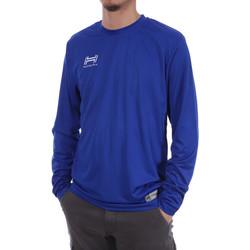 Abbigliamento Uomo T-shirt & Polo Hungaria H-15TMUUCA00 Blu