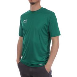 Abbigliamento Uomo T-shirt & Polo Hungaria H-15TMUUBA00 Verde