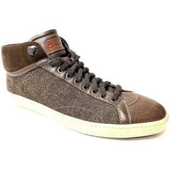 Scarpe Uomo Sneakers alte Santoni ATRMPN-23882 Marrone