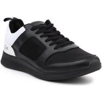 Scarpe Uomo Sneakers basse Lacoste Joggeur 217 2 G TRM 7-33TRM1005312 black, white