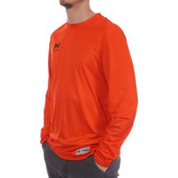 Abbigliamento Uomo T-shirts a maniche lunghe Hungaria H-15TMUUCA00 Arancio