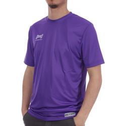 Abbigliamento Uomo T-shirt & Polo Hungaria H-15TMUUBA00 Viola