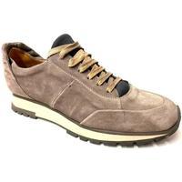 Scarpe Uomo Sneakers Santoni ATRMPN-23885 Beige
