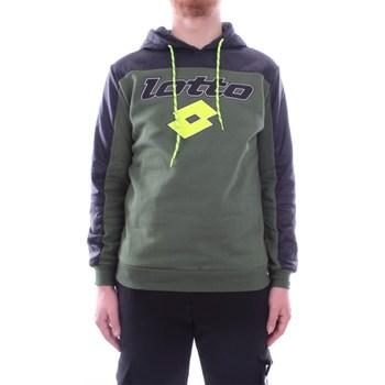 Abbigliamento Uomo Felpe Lotto ltu178 Con Cappuccio Uomo nd nd