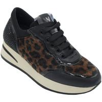 Scarpe Donna Sneakers Melluso AMELLUSOR25047fant marrone