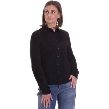 Abbigliamento Donna Camicie La Carrie 092P-C-110 Nero
