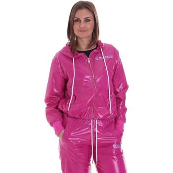 Abbigliamento Donna Giacche La Carrie 092M-TJ-450 Rosa