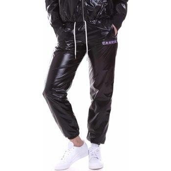 Abbigliamento Donna Pantaloni da tuta La Carrie 092M-TP-411 Nero
