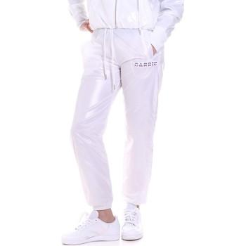 Abbigliamento Donna Pantaloni da tuta La Carrie 092M-TP-421 Bianco