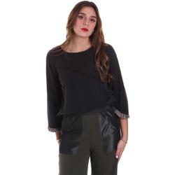 Abbigliamento Donna Felpe Jijil JPI19TS341 Nero