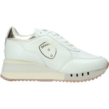 Scarpe Donna Sneakers Blauer F0CHARLOTTE05/LAN Bianco