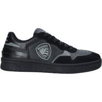 Scarpe Uomo Sneakers Blauer F0DAYTON01/TUC Nero